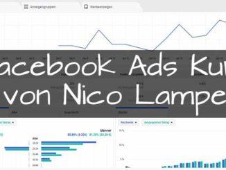 Facebook Ads von Nico Lampe